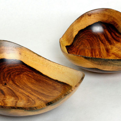 Indian Rosewood Bowls