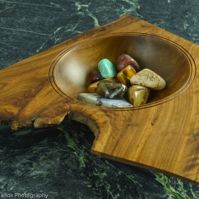 Tipping Bowl (button mangrove)